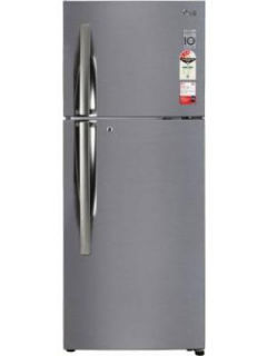 LG GL-I292RPZX 260 L 3 Star Inverter Frost Free Double Door Refrigerator Price in India