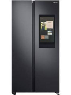 Samsung RS72A5FC1B4 673 L Inverter Frost Free Side By Side Door Refrigerator Price in India