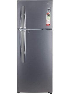 LG GL-T302RDSX 284 L 3 Star Inverter Frost Free Double Door Refrigerator Price in India
