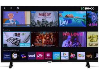 Shinco SO50FLQ 50 inch UHD Smart LED TV Price in India