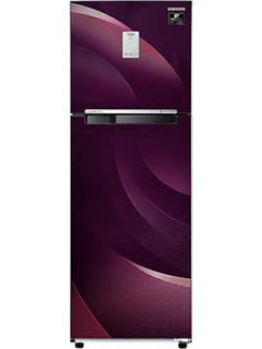 Samsung RT30A3A234R 265 L 3 Star Inverter Frost Free Double Door Refrigerator Price in India