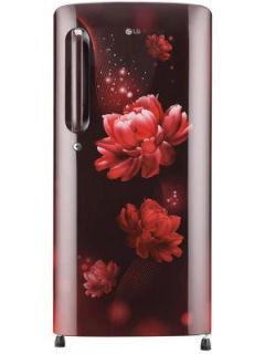 LG GL-B201ASCZ 190 L 5 Star Inverter Direct Cool Single Door Refrigerator Price in India