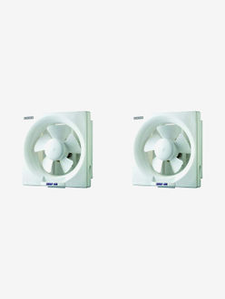 Usha Crisp Air 5 Blade (250mm) Exhaust Fan (Pack of 2) Price in India