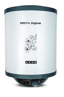 Usha Misty Digital 15L Storage Water Geyser Price in India