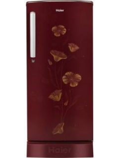 Haier HED-191TPRF 192 L 2 Star Direct Cool Single Door Refrigerator Price in India