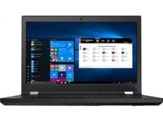 Lenovo Thinkpad P15 (20STS0HH00) Laptop (15.6 Inch | Core i7 10th Gen | 16 GB | Windows 10 | 1 TB SSD) Price in India