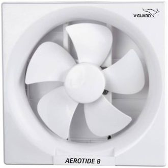 V-Guard Aerotide 8 5-Blade (200mm) Exhaust Fan Price in India