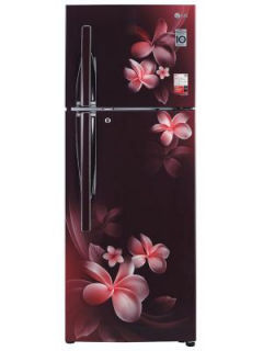LG GL-T302RSPX 284 L 3 Star Inverter Frost Free Double Door Refrigerator Price in India