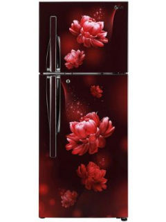 LG GL-T292RSCX 260 L 3 Star Inverter Frost Free Double Door Refrigerator Price in India