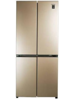 Lifelong LL4DR500RG 500 L Inverter Frost Free French Door Refrigerator Price in India
