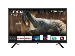 Croma CREL7370 32 inch HD ready Smart LED TV Price in India