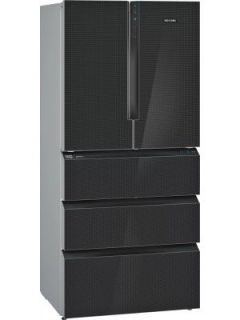 Siemens KF86FPB2I 540 L 4 Star Inverter Frost Free French Door Refrigerator Price in India