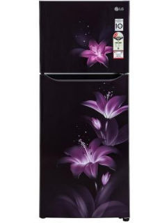 LG GL-N292BPGY 260 L 2 Star Inverter Frost Free Double Door Refrigerator Price in India
