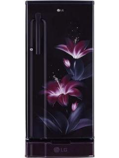 LG GL-D191KPGD 188 L 3 Star Direct Cool Single Door Refrigerator Price in India