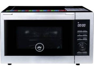 Godrej GME 733 CM1 SM 33 L Convection & Grill Microwave Oven Price in India