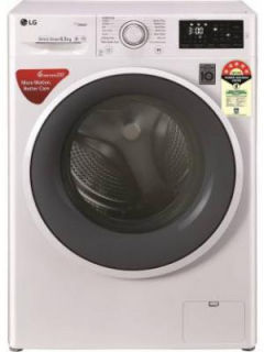 LG 6.5 Kg Fully Automatic Front Load Washing Machine (FHT1265ZNW) Price in India