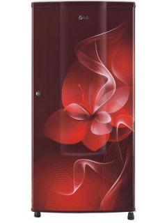 LG GL-B181RSDC 185 L 2 Star Inverter Direct Cool Single Door Refrigerator Price in India