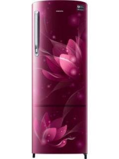 Samsung RR26T373YR8 255 L 3 Star Inverter Direct Cool Single Door Refrigerator Price in India