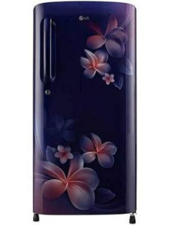 LG GL-B201ABPY 190 L 4 Star Inverter Direct Cool Single Door Refrigerator Price in India