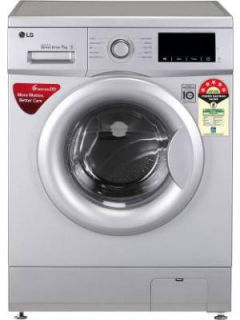 LG 7 Kg Fully Automatic Front Load Washing Machine (FHM1207ADL) Price in India
