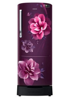 Samsung RR24A282YCR 230 L 3 Star Inverter Direct Cool Single Door Refrigerator Price in India