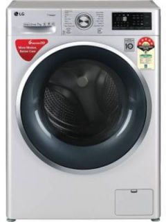 LG 7 Kg Fully Automatic Front Load Washing Machine (FHT1207ZWL) Price in India