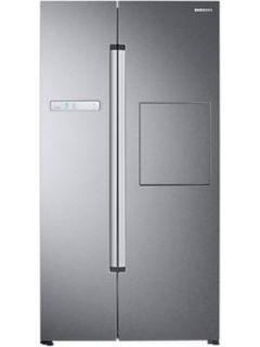 Samsung RS82A6000SL 845 L Inverter Frost Free Side By Side Door Refrigerator Price in India