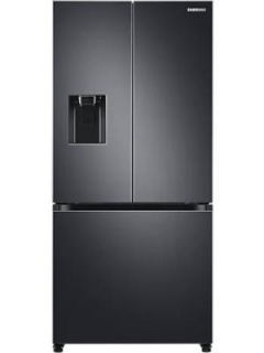 Samsung RF57A5232B1 579 L Inverter Frost Free French Door Refrigerator Price in India