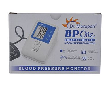 Dr. Morepen 04i BP Monitor Price in India