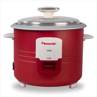 Butterfly Matchless 1.8L Electric Rice Cooker Price in India