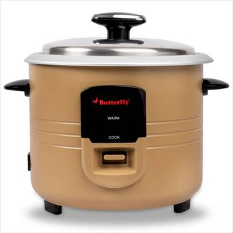 Butterfly Wave 1.8L Electric Rice Cooker Price in India