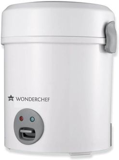 Wonderchef 60018500 0.5L Mini Electric Rice Cooker Price in India