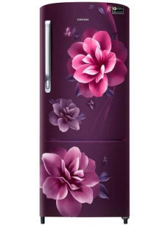 Samsung RR24A272YCR 230 L 3 Star Inverter Direct Cool Single Door Refrigerator Price in India