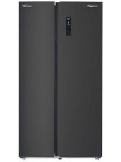 Panasonic NR-BS62MKX1 592 L Inverter Frost Free Side By Side Door Refrigerator Price in India