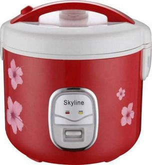 Skyline VT-9060 1.8L Electric Rice Cooker Price in India