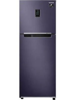 Samsung RT37A4633UT 336 L 3 Star Inverter Frost Free Double Door Refrigerator Price in India