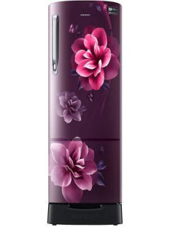 Samsung RR26A389YCR 225 L 3 Star Inverter Direct Cool Single Door Refrigerator Price in India