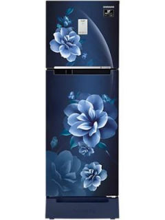 Samsung RT28A3C22CU 244 L 2 Star Inverter Frost Free Double Door Refrigerator Price in India