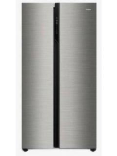Haier HRF-622SS 570 L Inverter Frost Free Side By Side Door Refrigerator Price in India