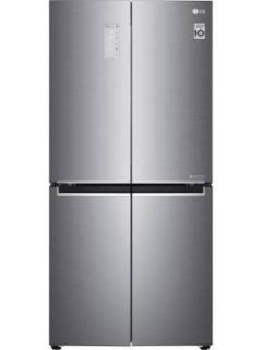 LG GC-B22FTLPL 594 L Inverter Frost Free Side By Side Door Refrigerator Price in India