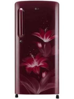 LG GL-B201ARGY 190 L 4 Star Inverter Frost Free Single Door Refrigerator Price in India
