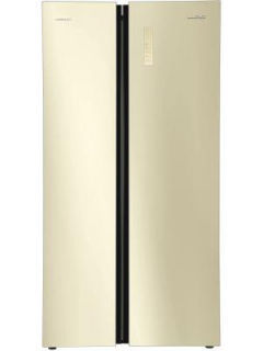 Lloyd GLSF590DGLT1LB 587 L Inverter Frost Free Side By Side Door Refrigerator Price in India