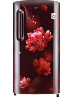 LG GL-B221ASCZ 215 L 5 Star Inverter Direct Cool Single Door Refrigerator Price in India