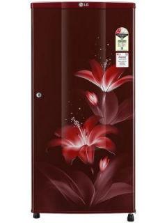 LG GL-B181RRGC 185 L 2 Star Direct Cool Single Door Refrigerator Price in India