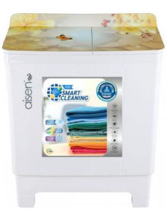 Aisen 8.5 Kg Semi Automatic Top Load Washing Machine (A85SWT801) Price in India