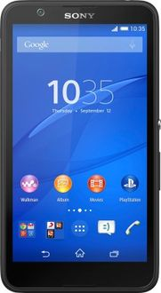 Sony Xperia E4 Price in India