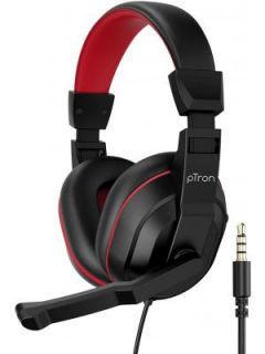 PTron Studio Lite Headphone Price in India