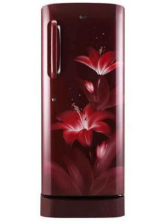 LG GL-D241ARGD 235 L 3 Star Direct Cool Single Door Refrigerator Price in India