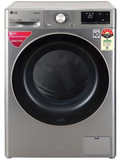 LG 8 Kg Fully Automatic Front Load Washing Machine (FHV1408ZWP) Price in India