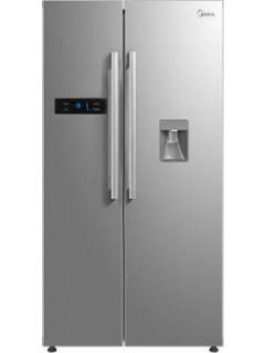 Midea MRF5920WDSSF 584 L Inverter Frost Free Side By Side Door Refrigerator Price in India